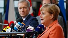 Меркел иска ЕС да изпрати силен сигнал на света