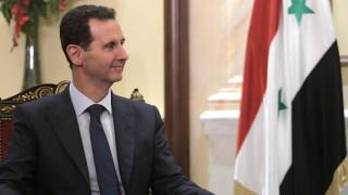 Асад: Въпреки външния натиск, Сирия ще освободи провинциите Алепо и Идлиб
