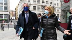 Барние разкри в кои сфери са разногласията с Лондон
