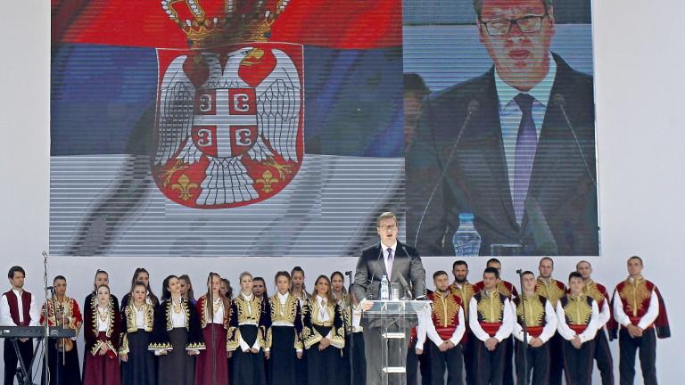 Сръбският президент обяви, че балканската държава не иска повече войни