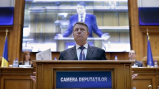 В криза сме, обяви президентът на Румъния, бойкотиран от управляващите