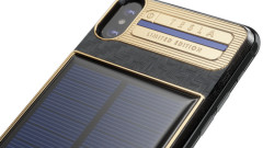 Това е iPhone X Tesla