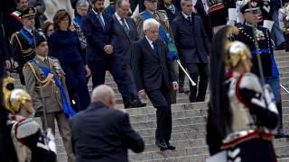 Президентът на Италия: Агресивният национализъм е причината за Първата световна война