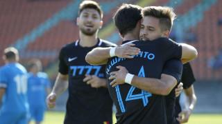 Експериментален Левски надви само с гол разлика тим от Трета лига