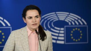 Тихановская: Аз, Светлана, съм единственият лидер, избран от белоруския народ