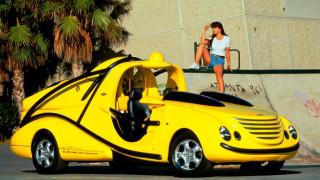 Най-лудите автомобилни концепти, които си струва да помним (Част 1)