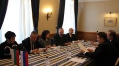 Българо-руската комисия обсъди проекта за газов хъб у нас