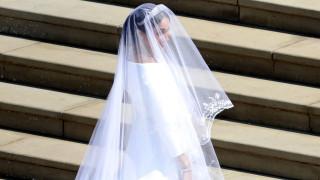 Ето я Меган Маркъл в булчинска рокля