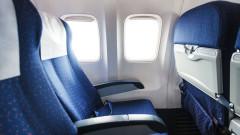 Кое е най-безопасното място в самолета