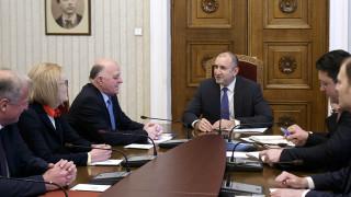 Боян Магдалинчев не се притеснява от дебат за Конституцията