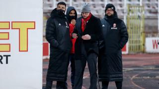 """Добрин Гьонов: На """"Армията"""" имаше фенове на ЦСКА, които ни обиждаха"""