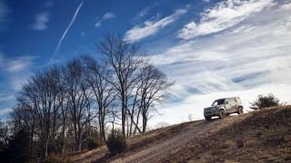 Задава се нов Land Rover Defender