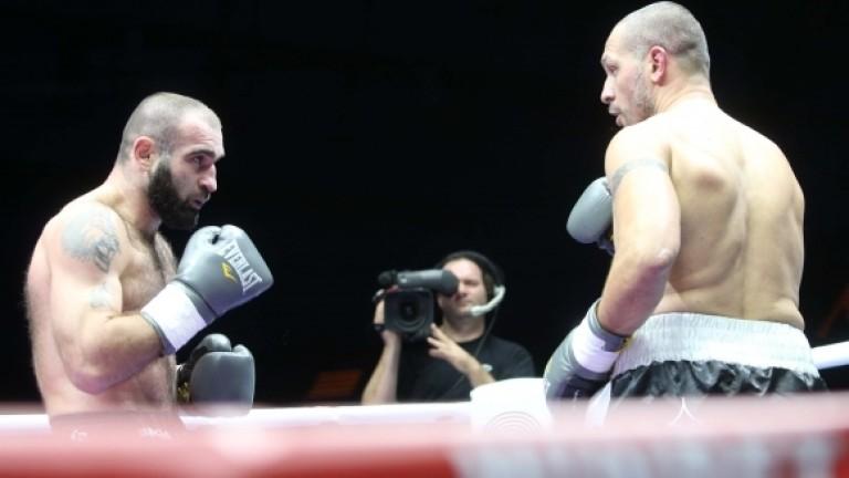 Спас Генов отново надделя над скандалния грузинец Леван Шоня