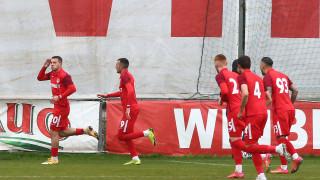 Царско село - ЦСКА 1:0, гол от спорна дузпа на Костадинов, Занев изгонен!