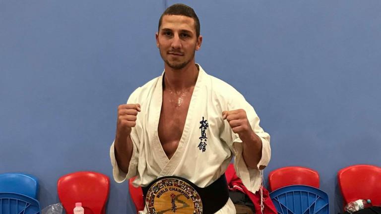 Кристиян Дойчев е Спортист на годината в бойните спортове