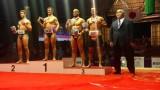 Пенчо Дочев с бронзов медал от Световното първенство по сумо