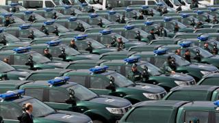 138 нови автомобила получи Гранична полиция
