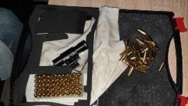 Боеприпаси и наркотици са иззети при спецакция в Самоков