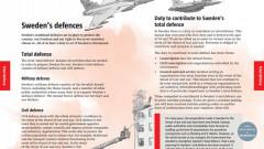 Швеция праща на гражданите си брошура за случай на криза или война