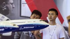 Boeing с препоръки как да се преодоляват грешки със самолет 737 Max