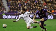 Леванте победи Реал и свали мадридчани от върха