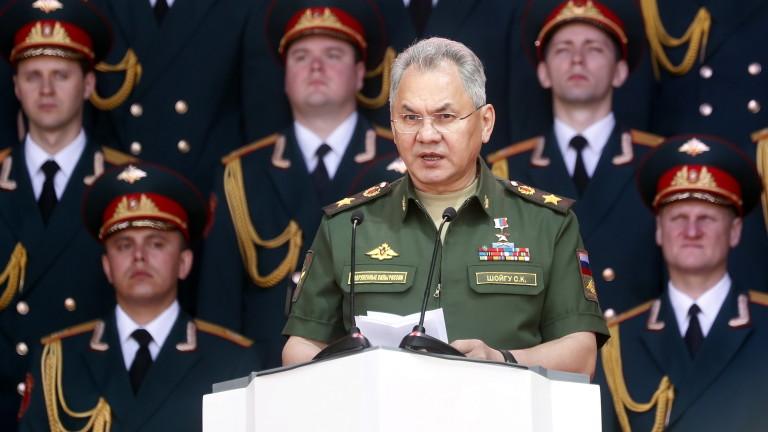 Русия прибира войските си до 1 май, приключи проверката по границите и Черно море