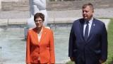 Каракачанов иска цялостен анализ на заплахите за Европа