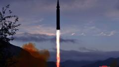 Южна Корея убедена, че хиперзвуковата ракета на КНДР засега не представлява особена опасност