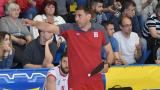 Петър Дочев: Труден мач, заслужена победа