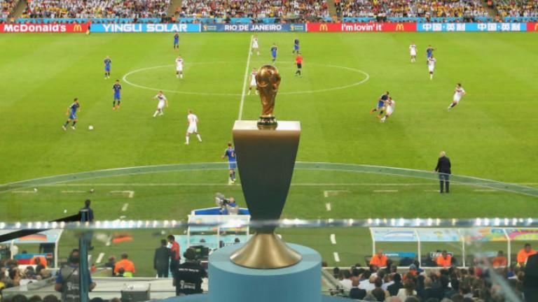 Русия отрече твърденията, че получаването на домакинството на Световното първенство