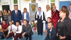 Президентът на МОК Томас Бах стана Доктор хонорис кауза на НСА