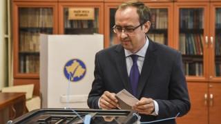Предсрочни парламентарни избори в Косово