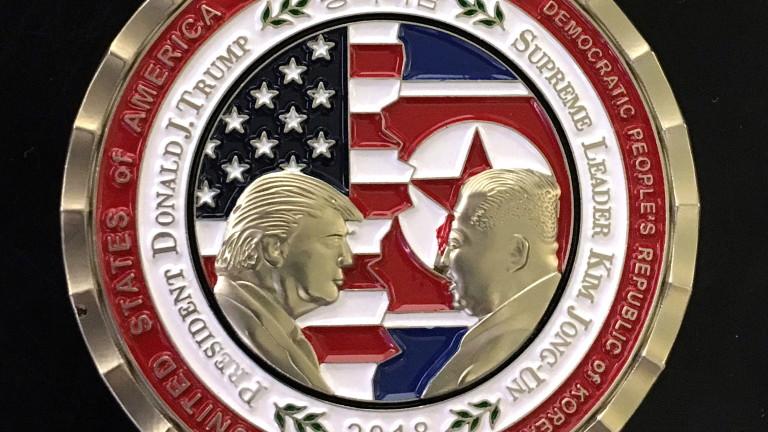 Ясен е точният час на срещата Тръмп - Ким