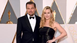 Кейт Уинслет и Леонардо ди Каприо спасяват живот