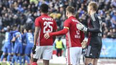 Защитник няма бъдеще в ЦСКА