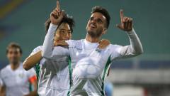 Септември - Берое 0:1, гол на Леони