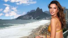 Когато Алесандра Амброзио покаже бразилски сексапил