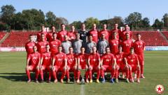 Юношите на ЦСКА се наложиха над Германея в контрола