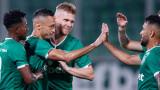 Лудогорец - Етър 1:0, ранен гол на Вандерсон!