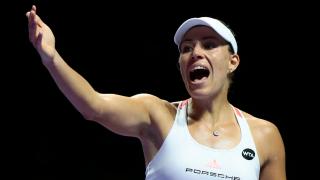 Световната № 1 започна с трудна победа във финалния турнир на WTA