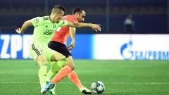 Шахтьор и Динамо (Загреб) не излъчиха победител в зрелищен мач
