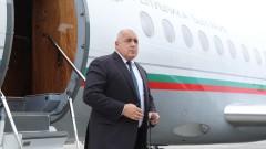 Борисов кацна в Брюксел за заседанието на Европейския съвет