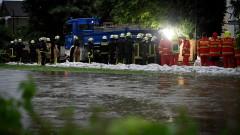 Няма данни за пострадали българи при наводненията в Германия и Белгия