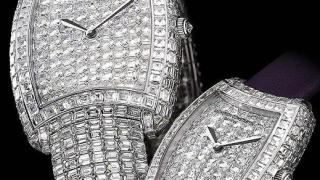Четири уникални диамантени часовника
