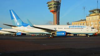 """Руската авиокомпания """"Победа"""" откри полети до Варна"""