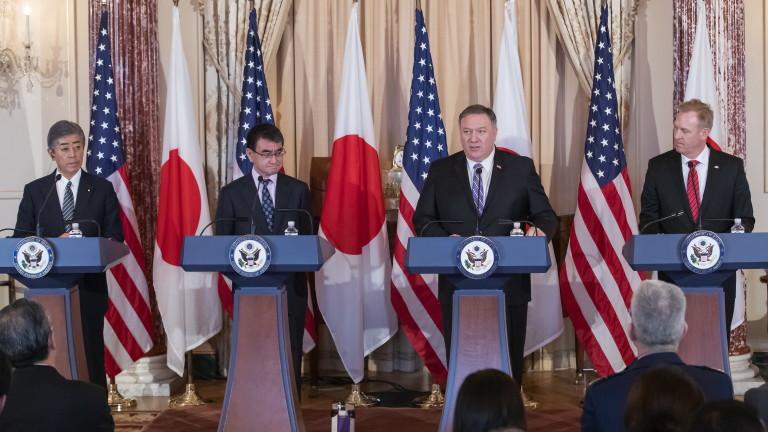 Държавният секретар на САЩ Майк Помпео обяви, че ще продължи