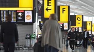Стачка на летищата в Германия