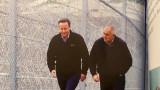 Борисов благодарен на Дейвид Камерън, че споменал България в автобиографията си