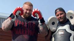Защо 206-килограмовият Хафтор Бьорнсон отслабва
