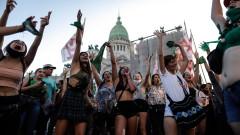 Аржентина на крачка от историческо легализиране на абортите